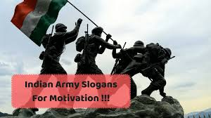 Independence Day Indian Army Slogans For Motivation