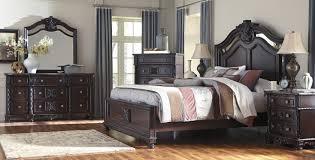 bedroom ashley furniture bedroom sets king size black set youth