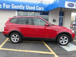 Coupe Series bmw x3 3.0 si : 2007 Used BMW X3 3.0si at Premier Auto Serving Palatine, IL, IID ...