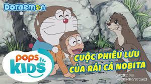 Doraemon Tiếng Việt Tập Dài Mới Nhất