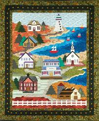 All Roads Lead to the Sea Quilt Pattern CC-501 (advanced beginner ... & All Roads Lead to the Sea Quilt Pattern CC-501 Adamdwight.com