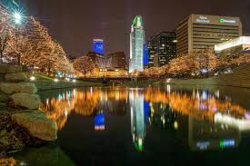 Bright Lights Omaha Ne Holiday Lights At Gene Leahy Mall Will Relocate After This