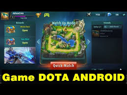gameplay mobile legend android moba like dota 2 youtube
