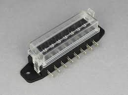 standard blade fuse box (low profile) 8 way 12 volt planet ato fuse block terminals at Fuse Box Terminals