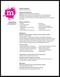 How To Write Job Experience On Resume Resume With One Job