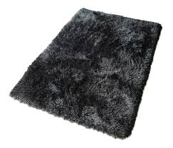 charming shag rugs in black for floor decor ideas charming shag rugs