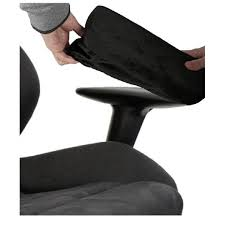 ziraki memory foam chair armrest pad comfy office chair arm rest cover for and