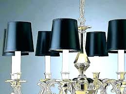 home stunning black chandelier lamp 36 mini shades small for chandeliers black chandelier lamp shade silver