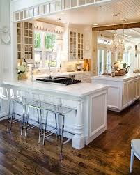 {a glamorously rustic kitchen ...}
