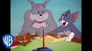 Tom & Jerry   The Peace Treaty   Classic Cartoon   WB Kids - YouTube    Classic cartoons, Tom and jerry funny, Funny cartoon