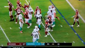 Dolphins Lose Game On 2 Point Conversion