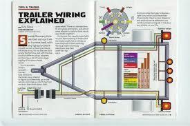 4 wire trailer brake wiring diagram Electric Trailer Breakaway Wiring Diagram Trailer Plug Wiring Diagram