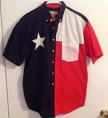 shirt texas flag short sleeve