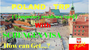 poland trp temporary residence card need doents and apply urdu hindi