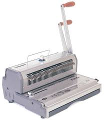"Akiles <b>Wiremac</b>-<b>21</b> 14"" 2:1 Pitch <b>Wire Binding</b> Machine & Punch ..."