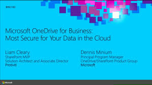 What Is Ms Onedrive Microsoft Onedrive For Business Most Secure For Your Data In The