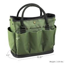 com picnic at ascot gardening tote with 3 stainless steel tools designed assembled in the usa gardening gift baskets garden outdoor