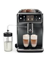 Find the best espresso machine for your needs with our team's list of top picks, categorized for your convenience. Amazon Com Saeco Xelsis Super Automatic Espresso Machine Titanium Metal Front Sm7684 04 Kitchen Dining