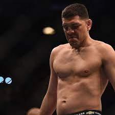 Nick Diaz vs. Robbie Lawler five-round ...