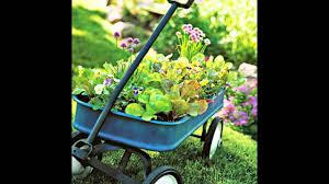 Gartenideen Mit Alten Haushaltssachen Oder Deko Schätze Vom
