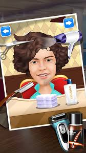 Small Picture messy kids hair salon girls games for one direction on the app