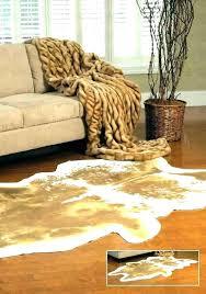 fancy antelope print rug animal leopard cool coffee cowhide grey snow rugs carpet runner co antelope print rug
