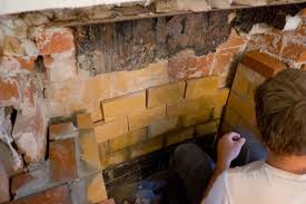 incredible ideas fire brick for fireplace should i use heat resistant paint when whitewashing a brick