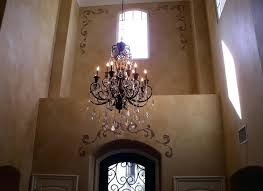 wrought iron crystal chandelier chandeliers entry with custom image by the place versailles orb