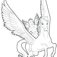 Coloring Unicorn