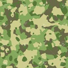Army Camo Design Seamless Army Camouflage Pattern Military Texture Green Brown