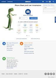 geico website history