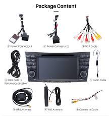 Mercedes E320 Radio Wiring Mercedes E350 Stereo Wiring