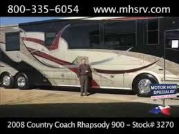 used 2008 country coach rhapsody luxury rv at motor home specialist sold you