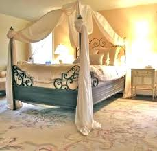 Canopy Bed Drapery Ideas Pink Curtains Drapes Walmart For Frame With ...