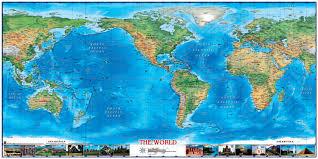 World Map America Rome Fontanacountryinn Com