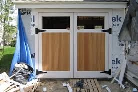 Catchy Carriage Garage Doors DIY and Homemade Carriage House Garage