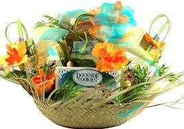 amazon tropical themed gourmet gift basket size large gourmet snacks and hors doeuvres gifts grocery gourmet food