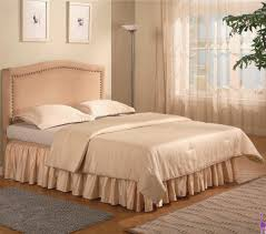 beige upholstered headboard. Contemporary Upholstered Upholstered Headboard With Nailhead Trim 300367 Coaster 300367Q By  Color Beige Throughout R