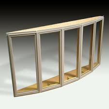 Photo Gallery  Plantation Shutters  Window Shutters London UK 8 Ft Bow Window Cost