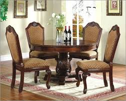 contemporary 5pc dining room set backyard modern a mcferran home furnishings 5pc dining room set with