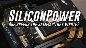 <b>Silicon Power</b> NVMe Gen3x4 <b>1TB</b> - speed tests and review - YouTube