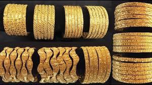 New Latest Gold Bangles Design Video Latest Gold Bangles Designs Gold Jewellery Designs