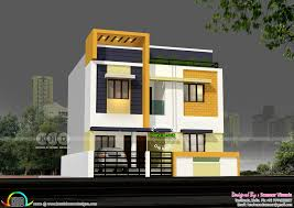 ground floor area 1200 sq ft first floor area 400 sq ft total area 1600 sq ft no of bedrooms 4 no of floors 2 design style modern