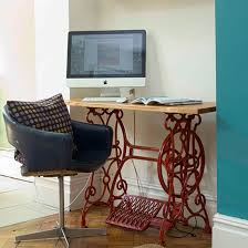 work home office ideas. Contemporary Home Vintage Sewing Table  Home Office Ideas That Really Work Home  PHOTO GALLERY For Work Office Ideas