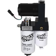 Fass Fuel Titanium Lift Pump 250gph 01 15 Chevy