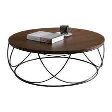 makana round coffee table 80cm
