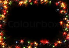 lighting frames. Stock Image Of \u0027Xmas Music Frame From The Color Lights\u0027 Lighting Frames D