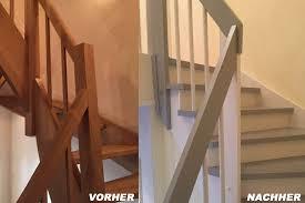 Trockenbaulösungen sind zwar möglich, dauern aber lange und es gibt viel schmutz durch schleifen und spachteln. Offene Treppen Verkleiden Oder Renovieren Lehner Munchen
