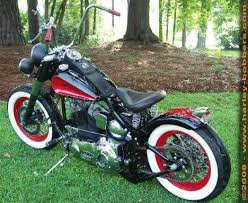 1989 harley softail bobber classic motorcycle