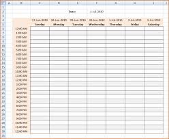 work schedule creator daily schedule maker weekly work template excel ta 1 fyos 9 kdhplm